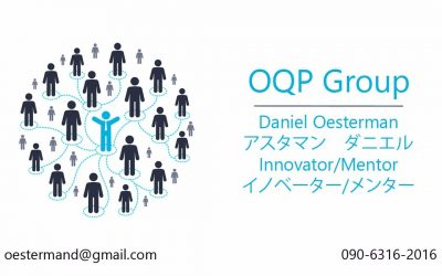 Business Cards – OQP Group