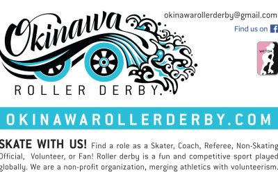KRD Roller Derby – Business Card Print