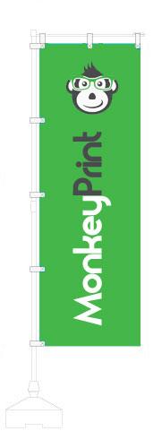 Nobori Flag Example