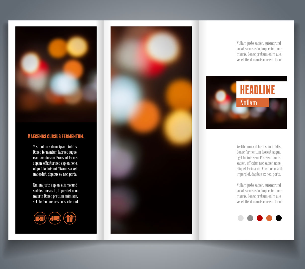 a4 trifold flyer printing in japan three fold pamphlet